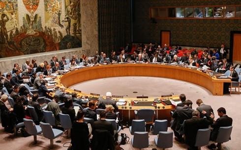 СБ ООН принял новую резолюцию по санкциям в отношении КНДР  - ảnh 1