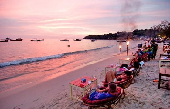 Вьетнам принял участие в 5-м морском фестивале в Камбодже - ảnh 1