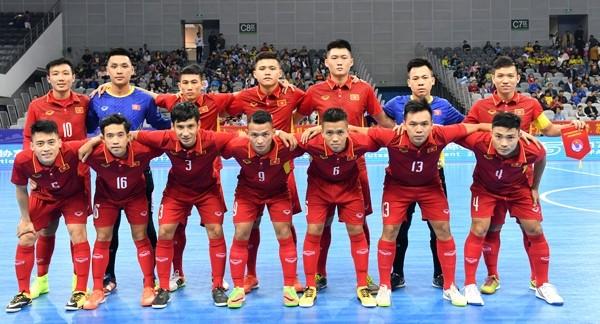 Вьетнам вышел в финал чемпионата Азии по футзалу 2018 года - ảnh 1