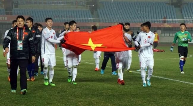Сборная Вьетнама впервые вышла в четвертьфинал чемпионата Азии U23 по футболу - ảnh 1
