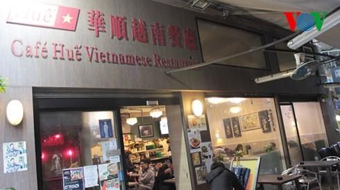 Лэнси Нгуен популязирует вьетнамскую кухню в Гонконге  - ảnh 3