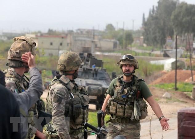 Турция готова создать дополнительные зоны безопасности в Сирии  - ảnh 1