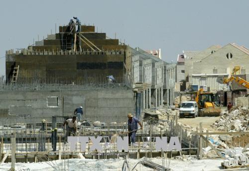 Палестина призвала мировое сообщество выступать против плана Израиля по строительству новых поселений - ảnh 1