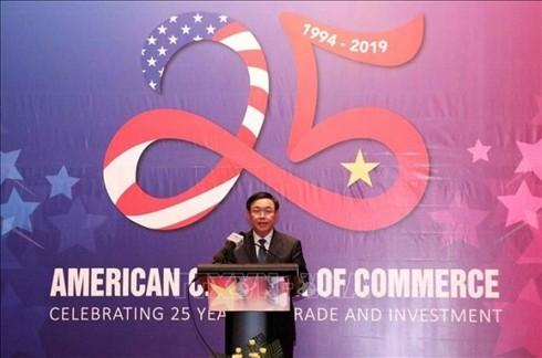 Вьетнам и США расширяют торгово-экономическое сотрудничество - ảnh 1