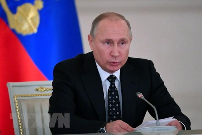 Владимир Путин огласит Послание Федеральному собранию 20 февраля - ảnh 1