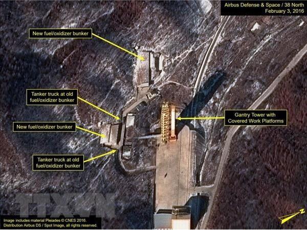 Восстановление полигона Тончханни не оказывает давление на США - ảnh 1
