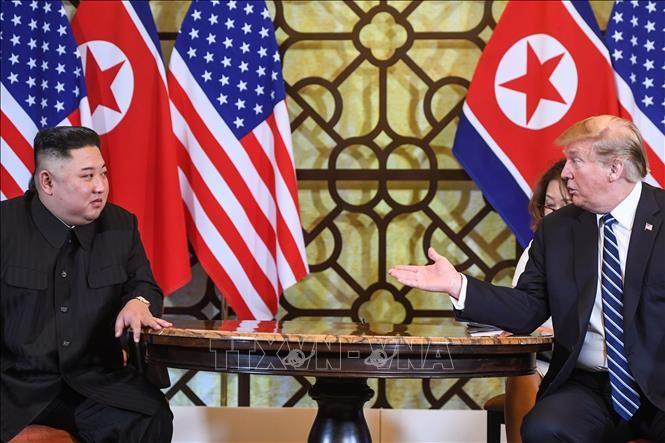 Президент США готов продолжать переговоры с КНДР - ảnh 1