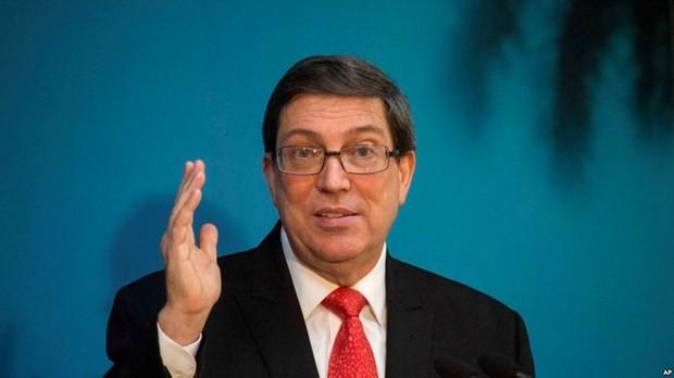 Куба выступает против усиления экономических санкций США - ảnh 1