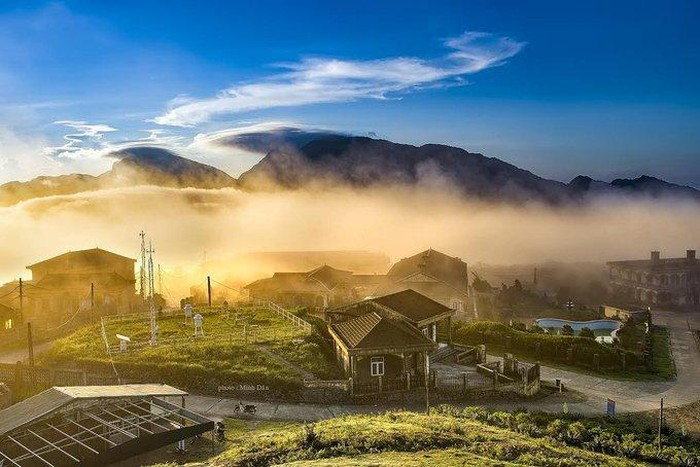 Утверждены задачи планирования государственного туристического комплекса Маушон - ảnh 1