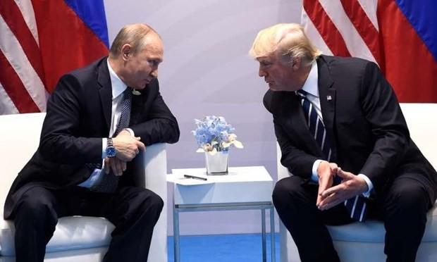 В Кремле раскрыли подробности предстоящей встречи лидеров РФ и США - ảnh 1