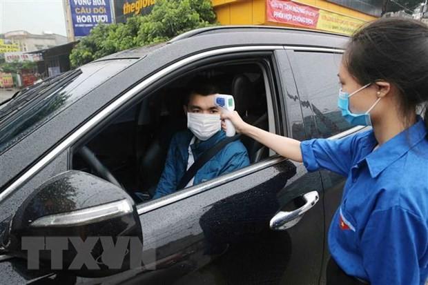 Российская газета: правительство Вьетнама быстро и решительно сдерживает вспышку COVID-19 - ảnh 1