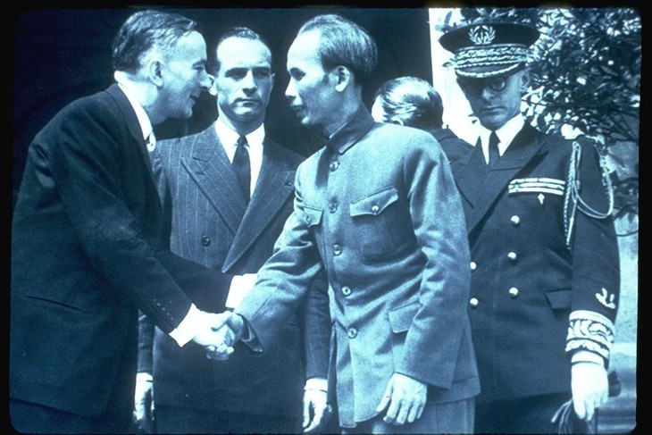 Внешнеполитическая идеология президента Хо Ши Мина – бесценное достояние - ảnh 1