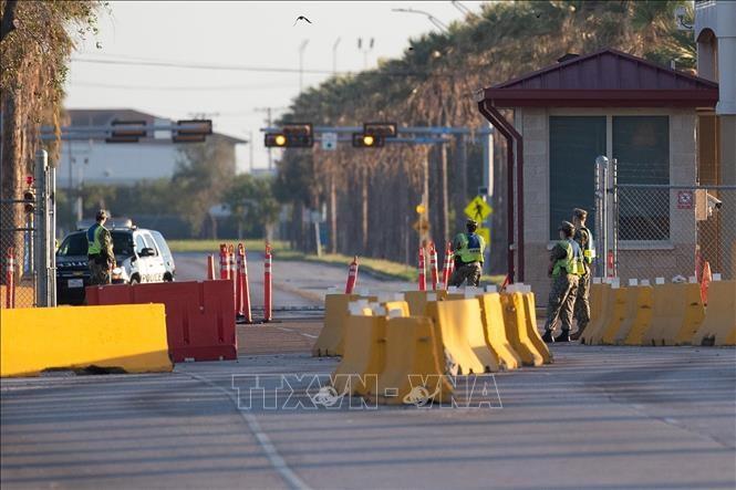 ФБР: стрельба на авиабазе в Техасе «связана с терроризмом» - ảnh 1