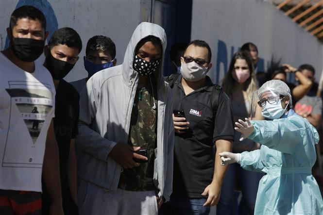 Ситуация с пандемией COVID-19 в мире - ảnh 1