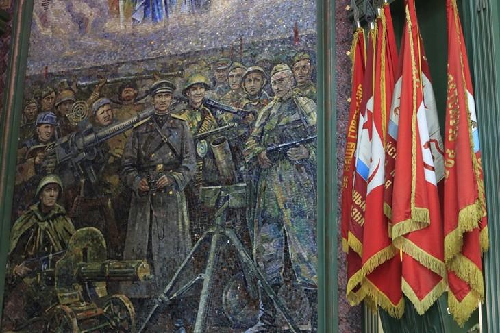 Россия чествовала вьетнамских солдат, принимавших участие в Великой Отечественной войне - ảnh 1