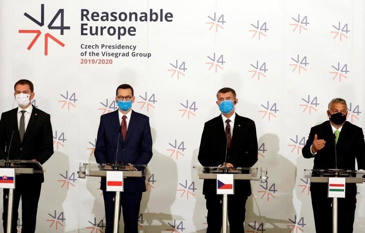 Вышеградская четвёрка призвала к справедливому распределению средств кризисного фонда ЕС - ảnh 1