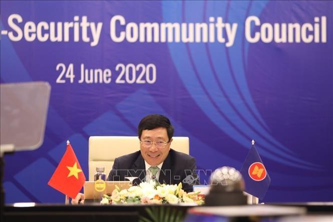 Вьетнам обещает соблюдать Устав ООН и укреплять механизмы многостороннего сотрудничества - ảnh 1
