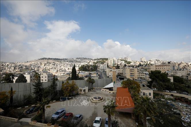 Иордания осуждает Израиль за установку лифта в Иерусалиме - ảnh 1