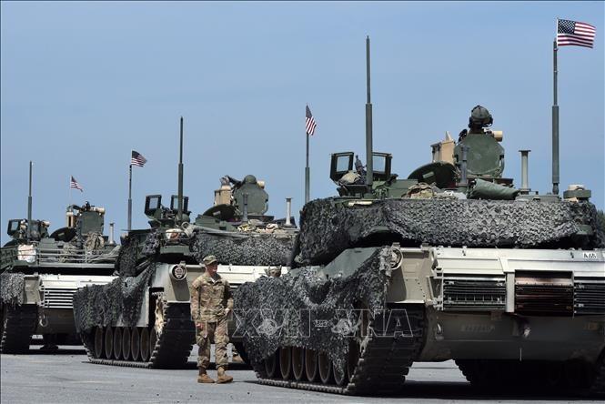 Президент США одобрил вывод 9500 американских военнослужащих из Германии - ảnh 1