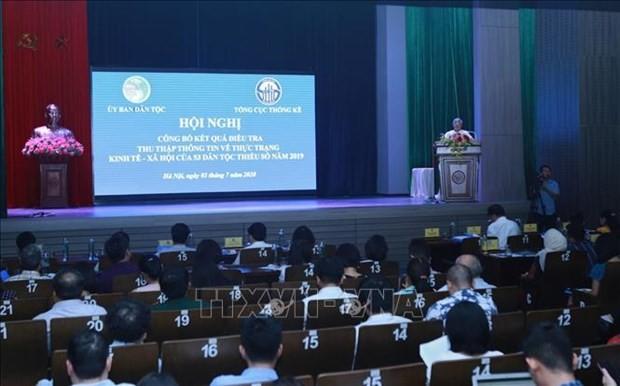 Опубликованы результаты обзора социально-экономического положения 53 вьетнамских нацменьшинств в 2019 году - ảnh 1