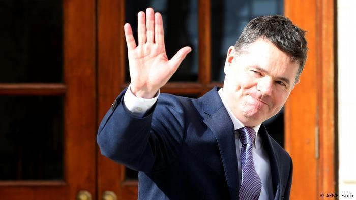 Министр финансов Ирландии стал председателем Еврогруппы - ảnh 1