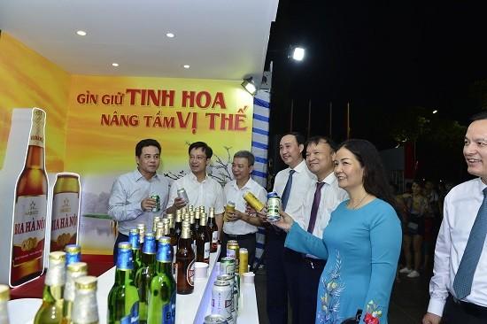 В Ханое состоялась программа «Гордость за вьетнамские бренды» 2020 года  - ảnh 1