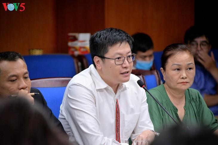 Онлайн-форум «Соглашение о свободной торговле между Вьетнамом и ЕС: выгодный, но трудный путь» - ảnh 8