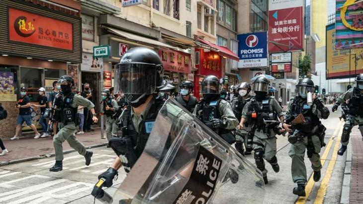 Обострились отношения между Китаем и ЕС из-за вопроса Гонконга  - ảnh 1