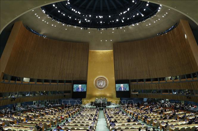 Договор о запрещении ядерного оружия ратифицировали 43 страны и территории мира - ảnh 1