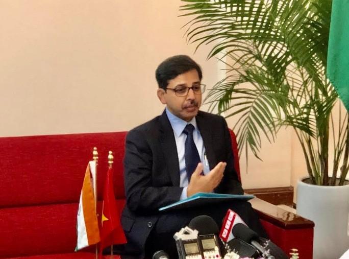 Индия готова активизировать всеобъемлющее стратегическое партнерство с Вьетнамом - ảnh 1