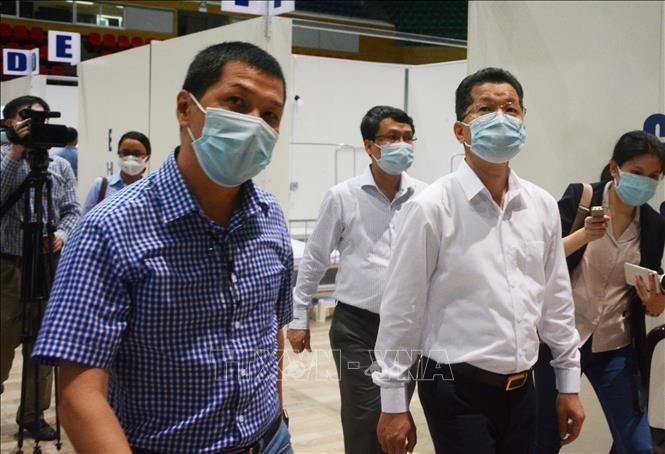 Полевой госпиталь Тиеншон в городе Дананге официально начнет работать с 14 августа  - ảnh 1