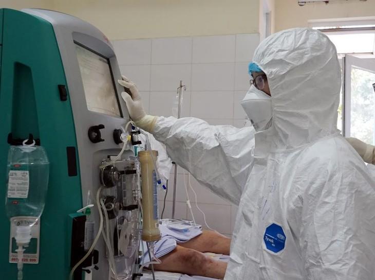 На утро 19 августа во Вьетнаме не зафиксированы новые случаи заражения COVID-19 - ảnh 1