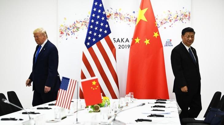 Генсек ООН: Напряженность между США и Китаем может разделить мир на два блока - ảnh 1