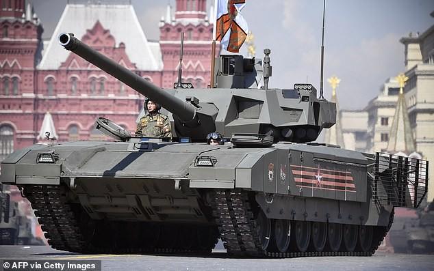 Россия готовится к запуску десятков новых систем вооружения - ảnh 1