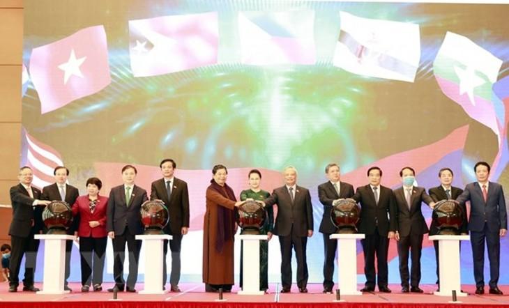 Страны высоко оценивают подготовку Вьетнама к АИПА-41  - ảnh 1