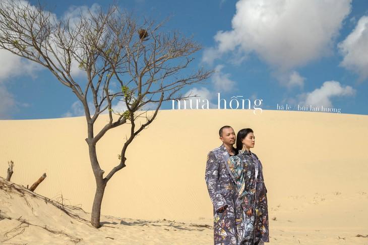 Ха Ле – талантливый рэпер-певец, исполняющий песни известного во Вьетнаме композитора Чинь Конг Шона - ảnh 2