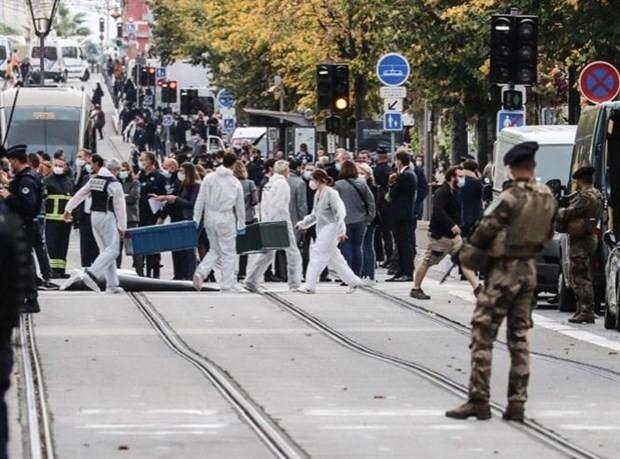 Во Франции начато расследование нападения с применением холодного оружия, задержаны новые подозреваемые - ảnh 1