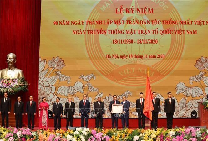 Всенародное единство является приоритетом революционной политики Коммунистической партии Вьетнама  - ảnh 2