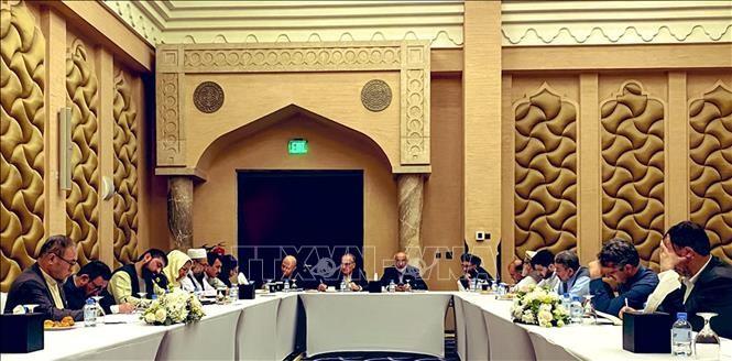 Правительство Афганистана и движение «Талибан» начали новый раунд мирных переговоров - ảnh 1