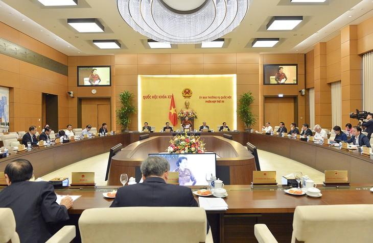 Открылось 51-е заседание постоянного комитета НС СРВ - ảnh 1