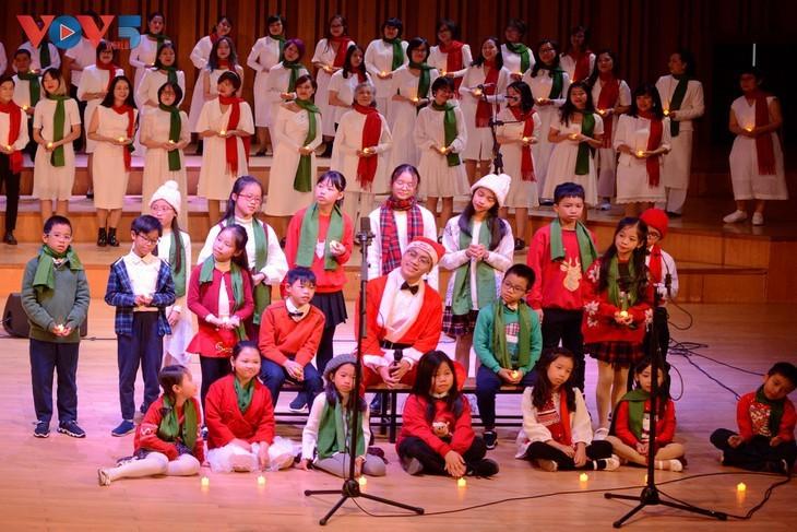 Хоровой концерт «Зеленое Рождество» - ảnh 13