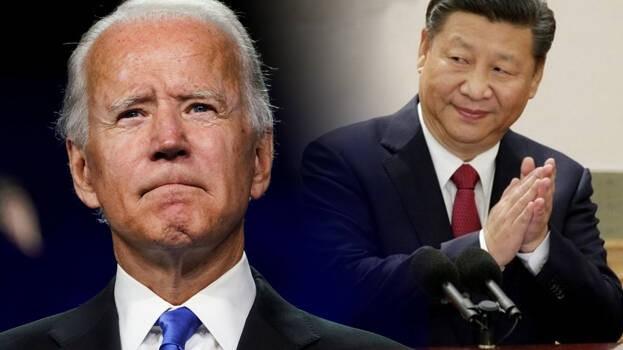 Президент США Байден впервые провел телефонный разговор с Си Цзиньпином  - ảnh 1