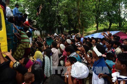 Сингапур поддерживает усилия АСЕАН по налаживанию ситуации в штате Ракхайн в Мьянме - ảnh 1