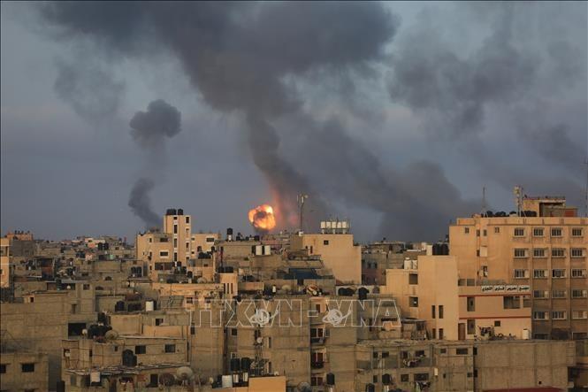 Международная общественность об  эскалации напряженности между Израилем и Палестиной - ảnh 1