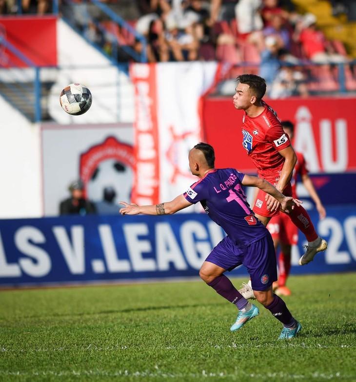Футболист Андрей Нгуен: «Играть за сборную – это мечта всех вьетнамских игроков, включая меня» - ảnh 2