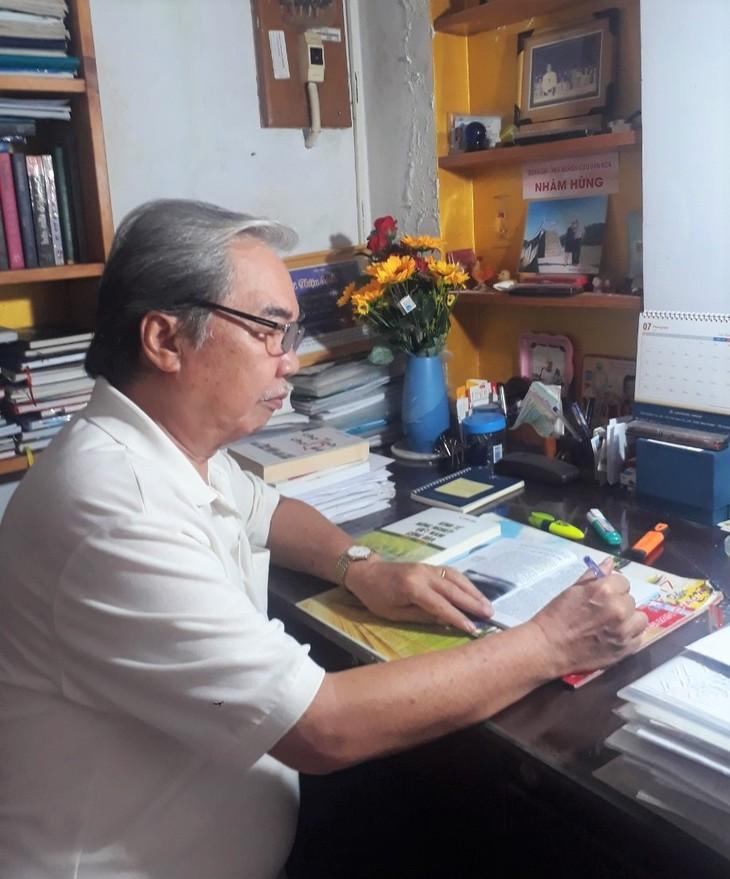 Деятели искусств дельты реки Меконг поддерживают дух борьбы с COVID-19 - ảnh 1