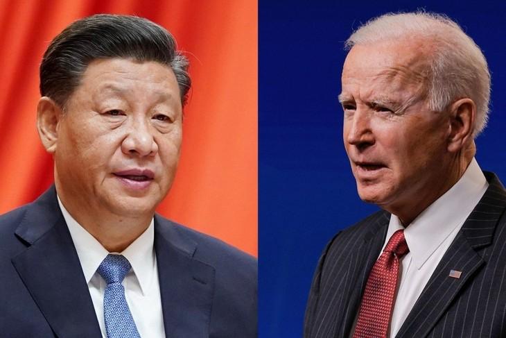 Телефонный разговор лидеров США и Китая дал хороший сигнал для налаживания каналов связи между двумя странами  - ảnh 1
