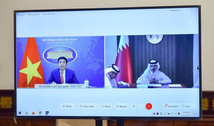 Повышение эффективности сотрудничества между Вьетнамом и Катаром - ảnh 1
