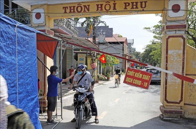 По состоянию на 21 сентября во Вьетнаме зарегистрировано 11.692 новых случая заражения COVID-19 - ảnh 1