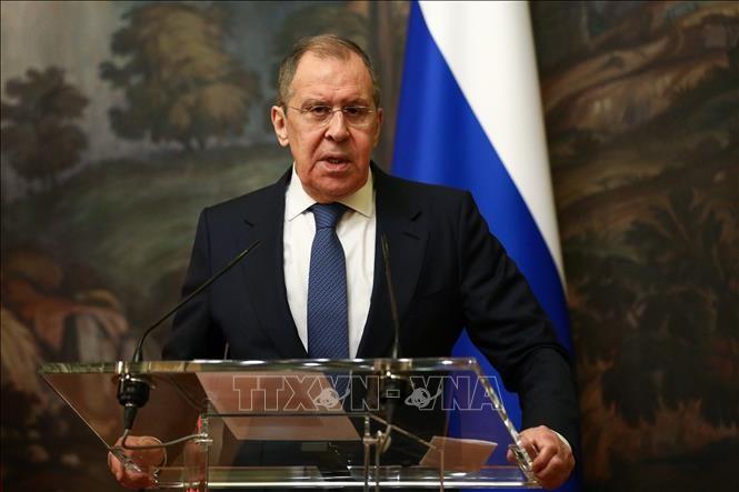 Cергей Лавров: консультации с США по стратегической стабильности состоятся на следующей неделе   - ảnh 1